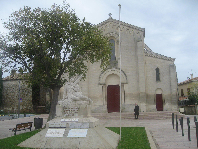 L 39 eglise de st martin de crau for Piscine saint martin de crau